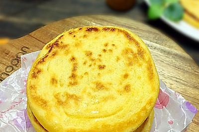 玉米糯米饼#急速早餐#