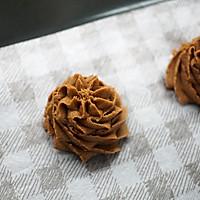 酥香可口的可可曲奇#一机多能 一席饪选#的做法图解8