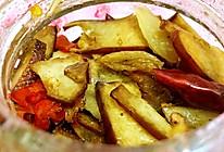 辣炒香干下饭菜的做法