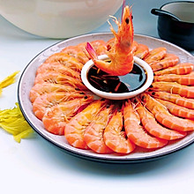 白灼虾#硬核家常菜#