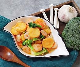 新年福至三鲜日本豆腐的做法