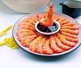 白灼虾#硬核家常菜#的做法