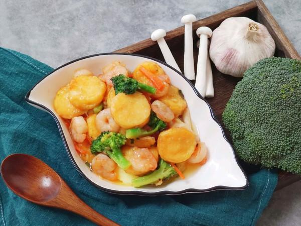 新年福至三鲜日本豆腐
