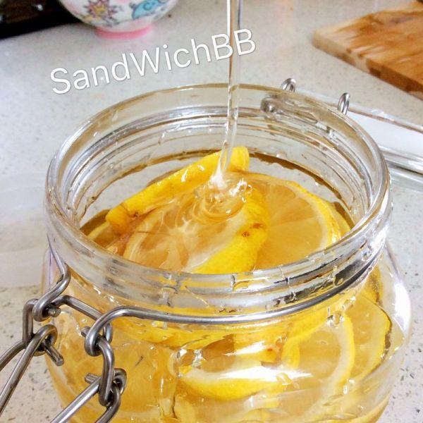 《中餐厅》同款蜂蜜柠檬水的做法