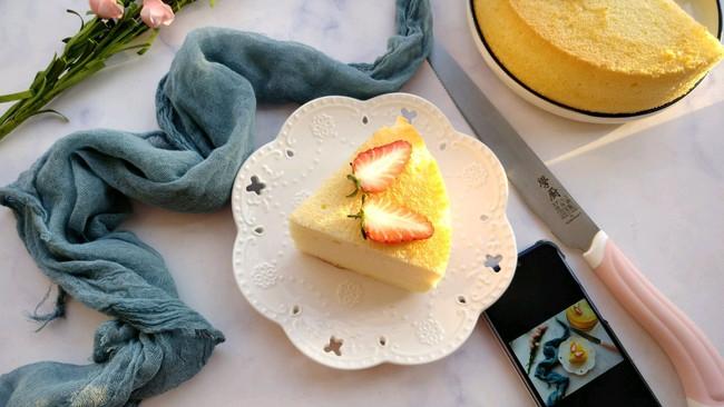 #精品菜谱挑战赛#酸奶戚风蛋糕的做法