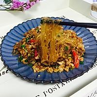 #精品菜谱挑战赛#肉末炒粉条的做法图解18