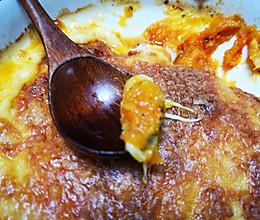 烤箱版芝士焗南瓜的做法