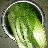 酸菜爆炒肥肠的做法图解1