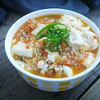 蟹粉豆腐#京蟹世家#的做法图解8