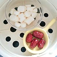 10M+山药红枣糊:宝宝辅食营养食谱菜谱的做法图解3