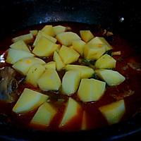 土豆烧排骨的做法图解14