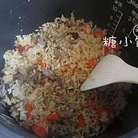【羊肉抓饭】营养美味省时省力的饭菜一锅出的做法图解9