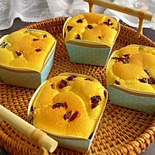 """#""""莓""""好春光日志#蔓越莓酸奶小蛋糕"""