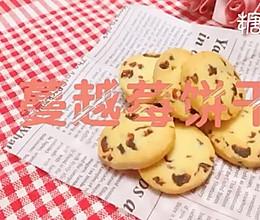 新手零失败低糖版蔓越莓饼干的做法