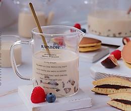 10分钟做好的焦糖珍珠奶茶的做法