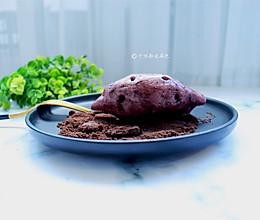 仿真紫薯包的做法