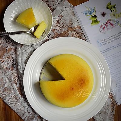 轻乳酪蛋糕(6寸活底模具版)