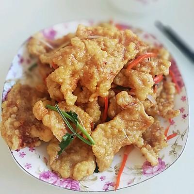 东北传统菜扛把子:锅包肉