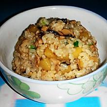 宝宝餐之香菇炒饭(两人量)