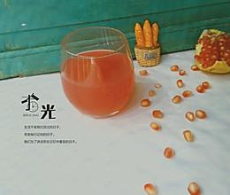 纯纯石榴汁的做法