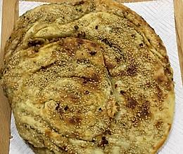 小时候的上海味道:羌饼的做法
