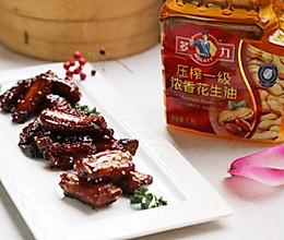 酸甜酥口的上海本帮特色菜--「金牌本帮糖醋排骨」的做法