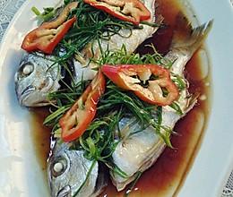 清蒸小立鱼的做法