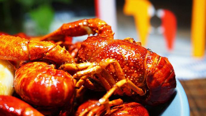 「迟の味」油焖小龙虾