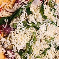 #硬核菜谱制作人#西部乡村披萨全麦版的做法图解9