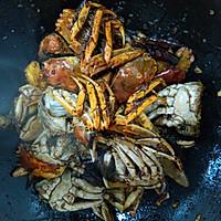 香辣蟹#金龙鱼营养强化维生素A  新派菜油#的做法图解8
