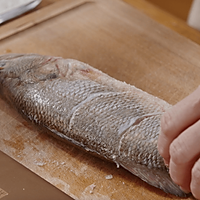 【五柳枝鱼】一种古老的鱼香味,真正有鱼哦!的做法图解2
