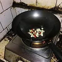 双椒炒小黄鱼的做法图解3
