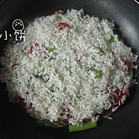 【鲜虾焗饭】的做法图解3