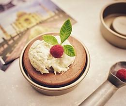 燕麦冰淇淋碗的做法