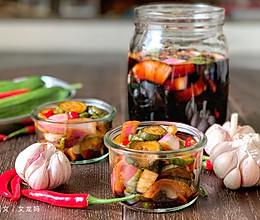 酸爽甜脆的腌黄瓜让你胃口大开的做法