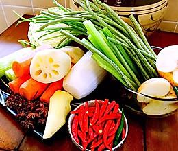 鲜脆的四川泡菜#装满好时光#的做法