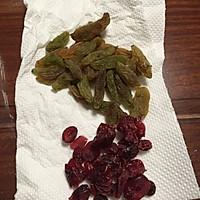 奶酥小饼(葡萄干、蔓越莓)的做法图解5