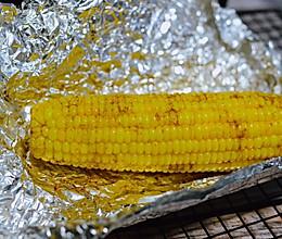 锡纸烤玉米的做法