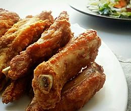 蒜香排骨#金龙鱼外婆乡小榨菜籽油#的做法