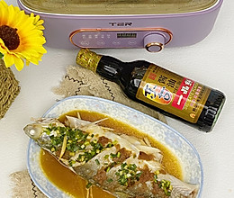 #不容错过的鲜美滋味#酸梅蒸五笋鱼的做法