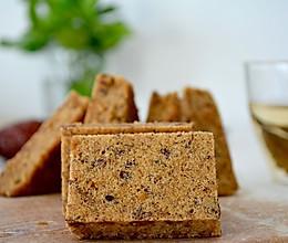 64期 传统红糖枣糕 的做法