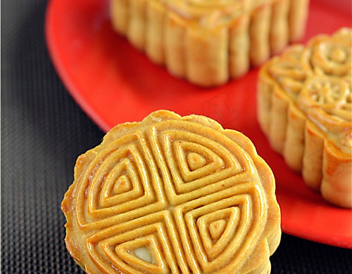 桂花五仁月饼