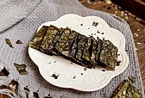 香脆芝麻海苔#精品菜谱挑战赛#的做法