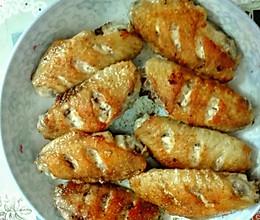 椒盐鸡中翅的做法