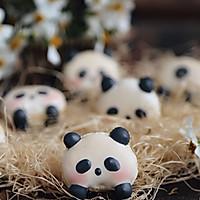 熊猫马卡龙#我的烘焙不将就#的做法图解15