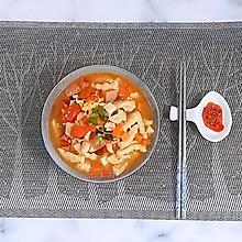 #餐桌上的春日限定#神兽学厨记之陕西麻食