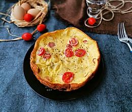 土豆烘蛋#母婴大咖#的做法