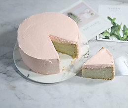 粉粉的芋头蛋糕#挚爱烘焙·你就是MOF#的做法