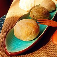 最爱中式酥皮----蛋黄酥
