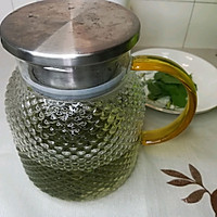 蜂蜜薄荷茶的做法图解3